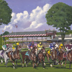 """150 Years"" of Racing At Saratoga Springs"